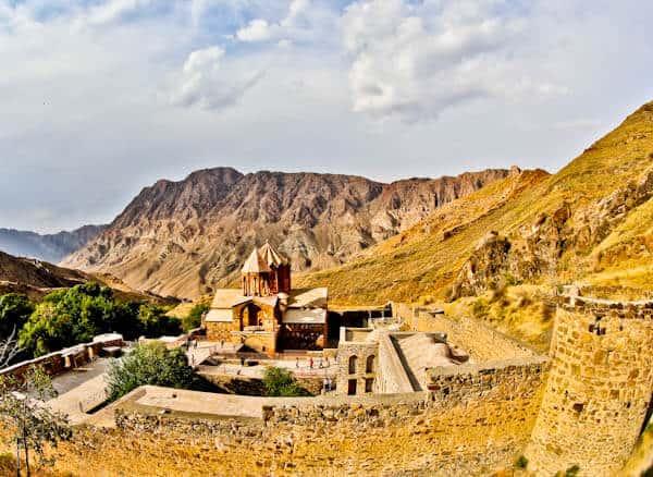 Saint Stepanos Monastery - UNESCO Site