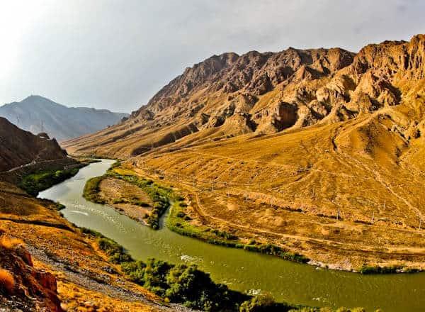 Iran Azerbaijan Border