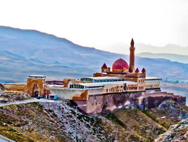 Ishak Pasha Palace - Dogubeyazit Turkey