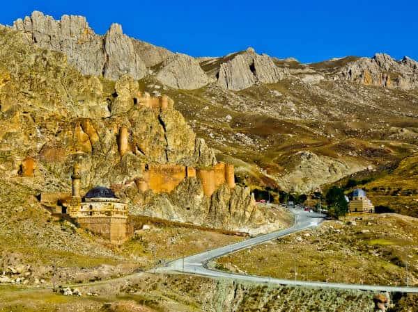Dogubeyazit Castle