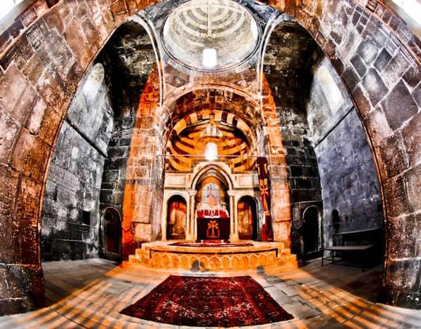Qara Kelisa - Black Church - UNESCO Site