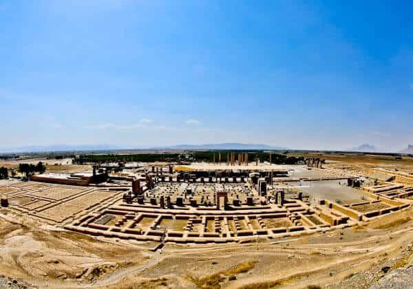 Persepolis Panoramic