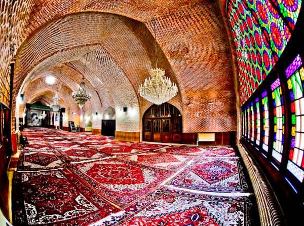 Jameh Mosque, Tabriz Iran