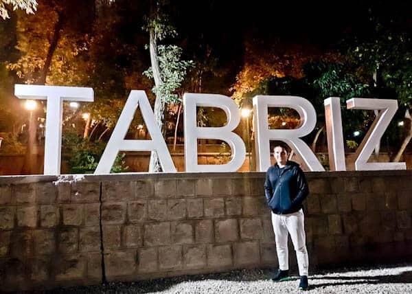 Tabriz Sign