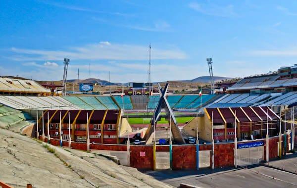Tractor Club Tabriz Football Stadium