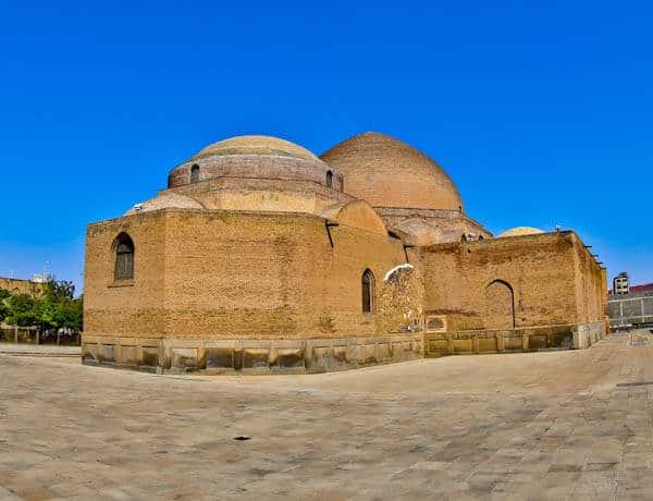 Blue Mosque, Tabriz Iran