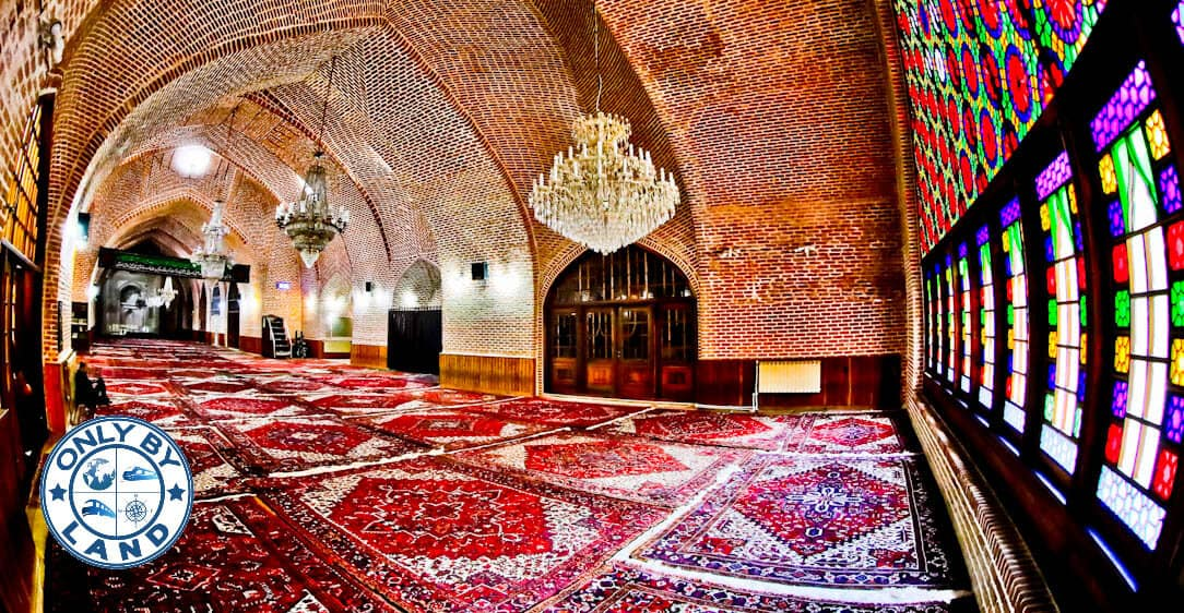 Things to do in Tabriz Iran + Blue Mosque
