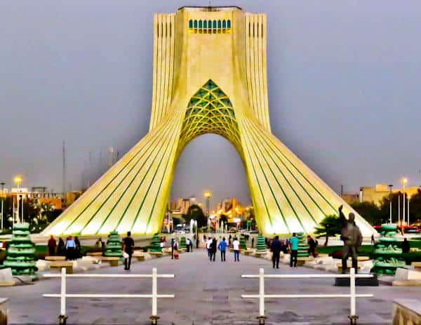 Freedom Tower / Azadi Tower