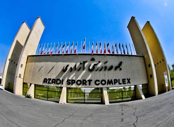 Azadi Stadium - Tehran Iran