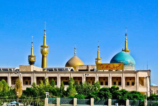 Imam Khomeini Shrine