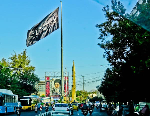 Street Photography in Tehran