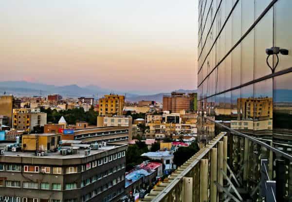 Goldis Tower, Tehran