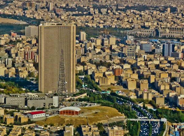 Tehran International Tower
