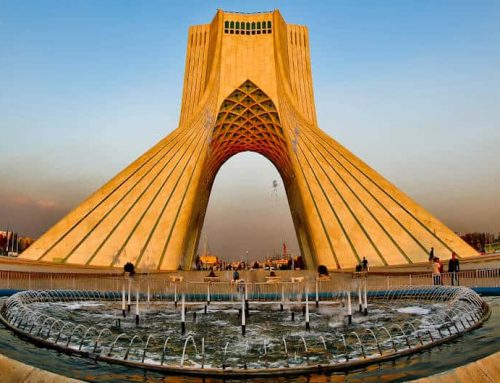Top Things to do in Tehran Iran + Down With USA Artwork