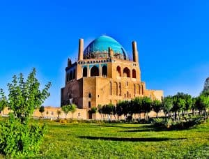 Soltaniyeh Dome - UNESCO Site