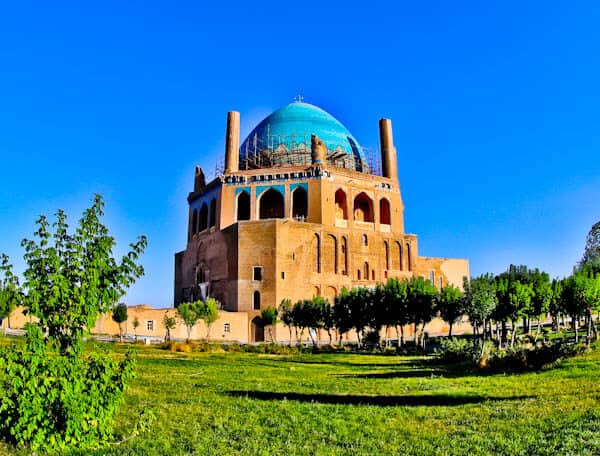 Soltaniyeh Dome - UNESCO Site