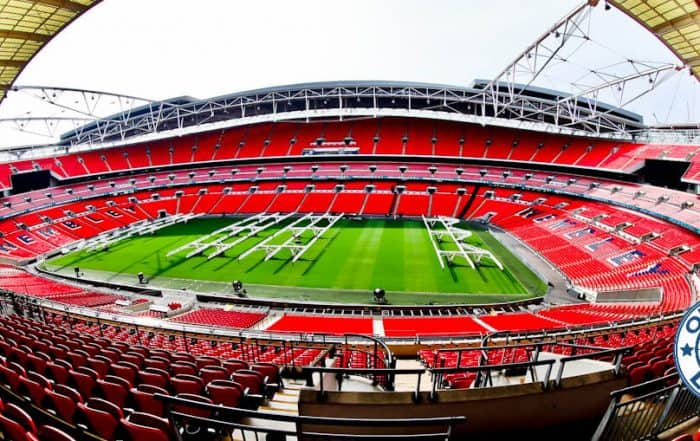 Top 20 Biggest Stadiums in the UK - By Capacity