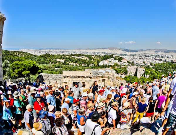 Beule Gate - Acropolis