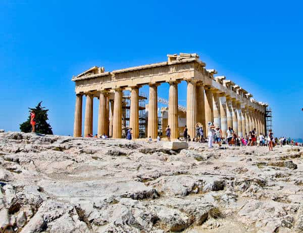 Instagram Worthy Spots in Acropolis