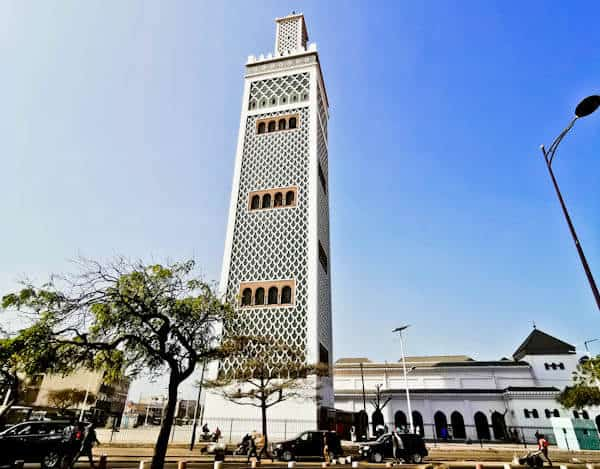 Grand Mosque of Dakar