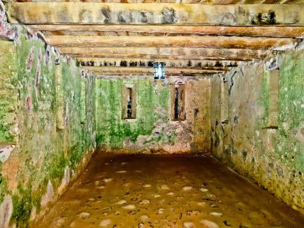 House of Slaves - Dungeon, Goree Island, Senegal