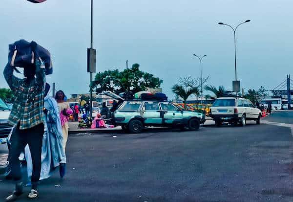 Gare Routiere des Baux Maraichers - Dakar Senegal