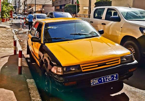 Dakar Taxi