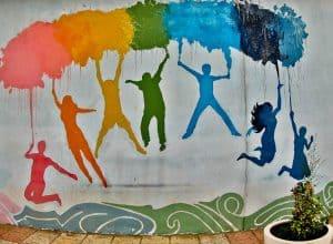 Street Art in Erbil Iraq