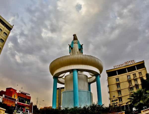 Erbil Christian District
