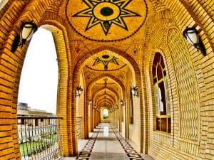 Jalil Khayat Mosque - Interior