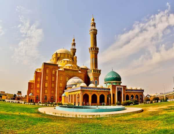 Jalil Khayat Mosque