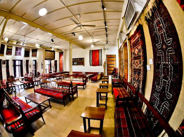 Kurdish Textile Museum - Coffee Shop