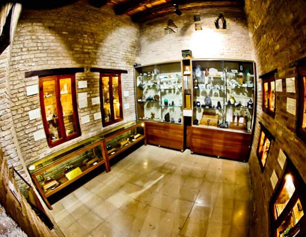 Erbil Stones and Gemstones Museum