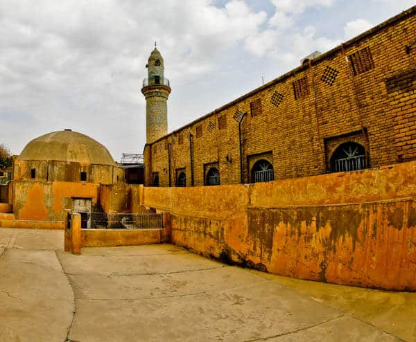Grand Mosque of Erbil Iraq