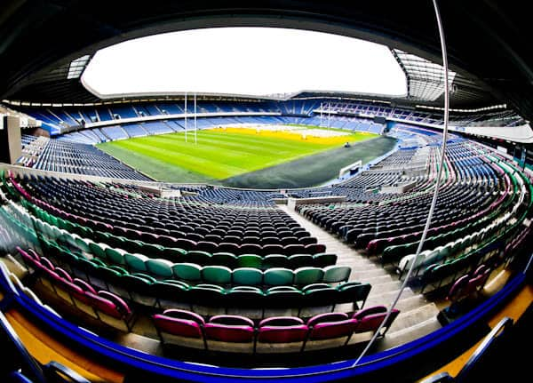Murrayfield, Edinburgh