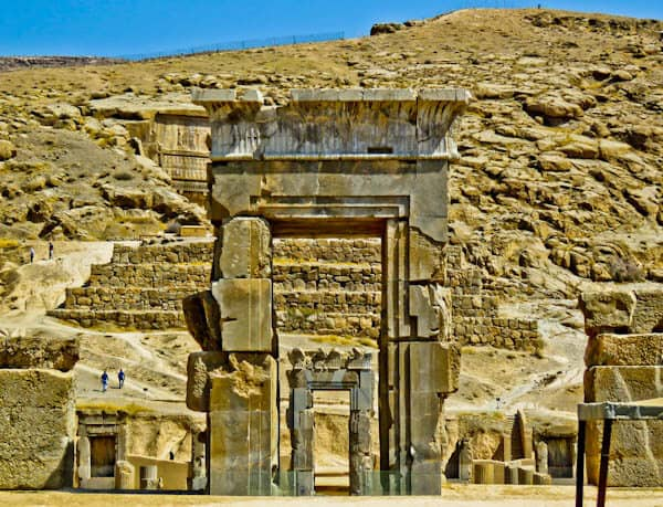 Getting to Persepolis