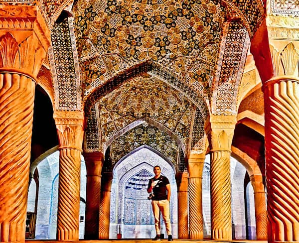 Top Instagram Spots in Shiraz
