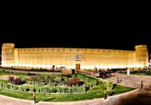 Castle of Karim Khan in Shiraz Iran