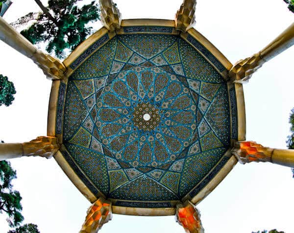 Tomb of Hafez and Eram Garden
