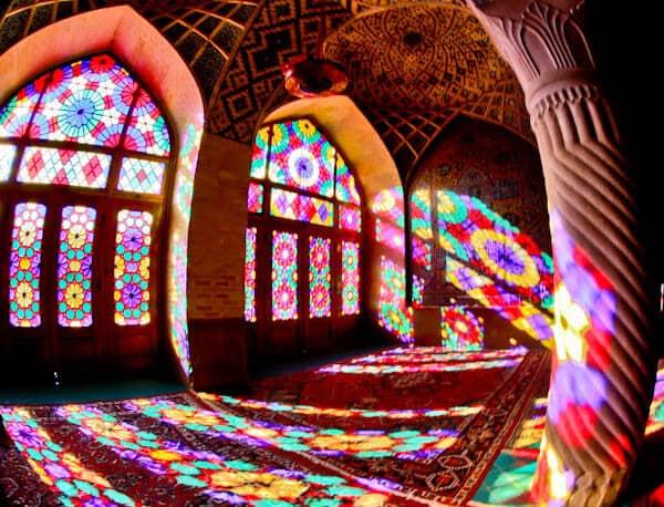 Pink Mosque - Nasir-ol-molk Mosque