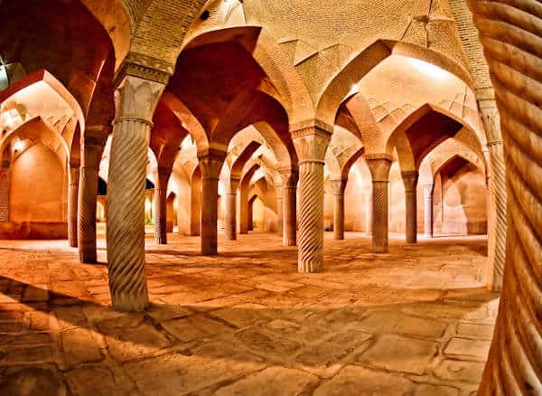 Vakil Mosque, Shiraz Iran