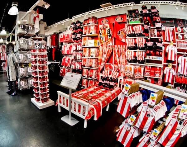 Sunderland AFC Club Store