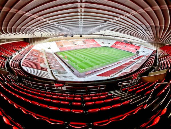 Stadium of Light Facts