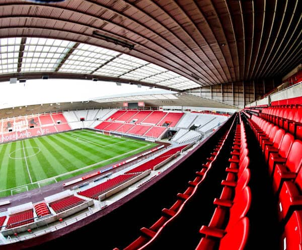 VIP Seats at the Stadium of Light