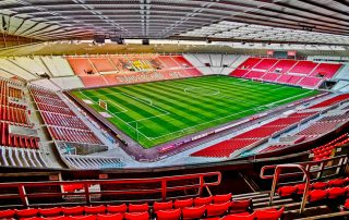 Sunderland Stadium Tour - Stadium of Light