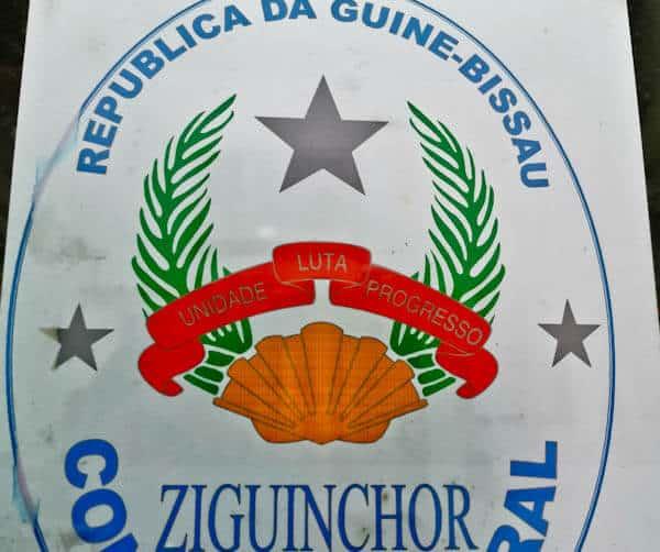Guinea Bissau visa in Ziguinchor Senegal