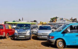 Travel from Banjul to Bissau by Land + Guinea Bissau Visa