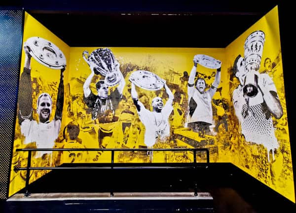 Players Entrance - Signal Iduna Park