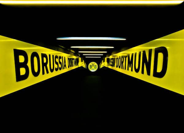 Players Tunnel - Signal Iduna Park