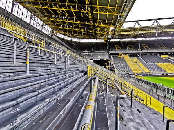 Yellow Wall - Borussia Dortmund